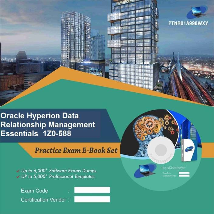 PTNR01A998WXY Oracle Hyperion Data Relationship Management