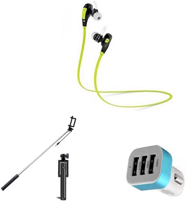 DAKRON Headphone Accessory Combo for Huawei Y9 Price