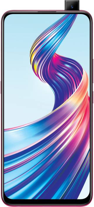 Vivo V15 (Glamour Red, 64 GB)