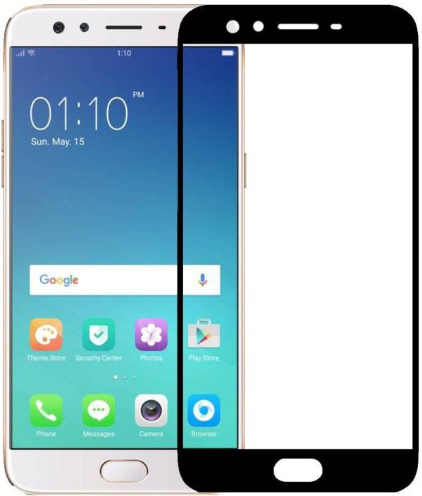KMP POWER Tempered Glass Guard for OPPO F3 PLUS