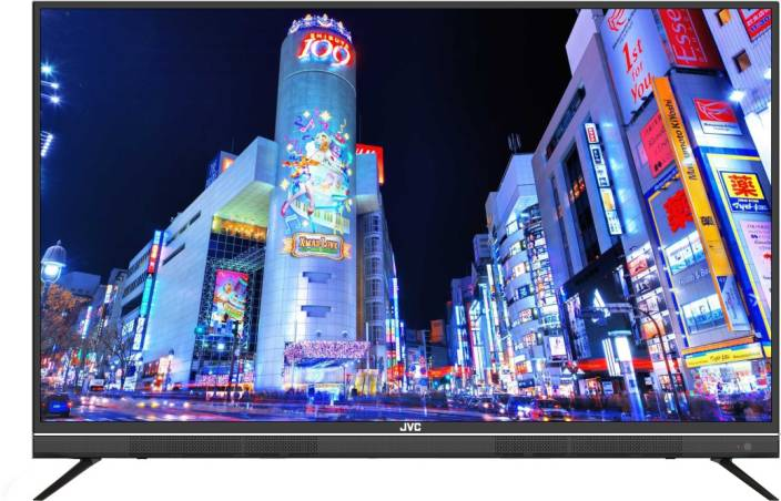 021f79b71593 JVC 122cm (49 inch) Full HD LED Smart TV Online at best Prices In ...