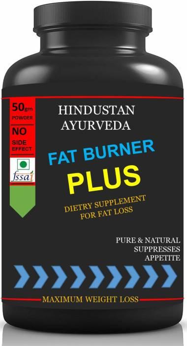 HINDUSTAN AYURVEDA Fat Buner Plus Weight loss medicine Herbal