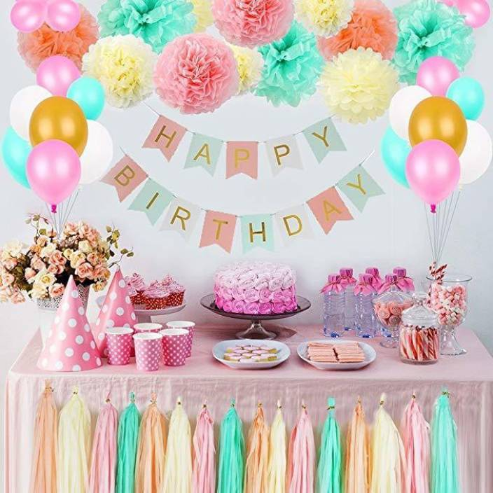 Factory 21 Birthday Party Decorations Kit