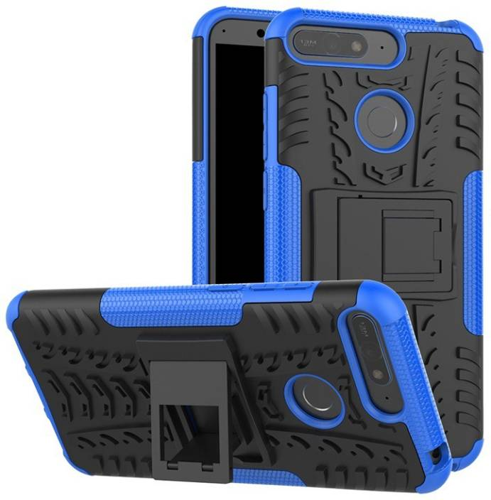MOBIRUSH Back Cover for Huawei Y6 / Y6 Prime 2018 - MOBIRUSH