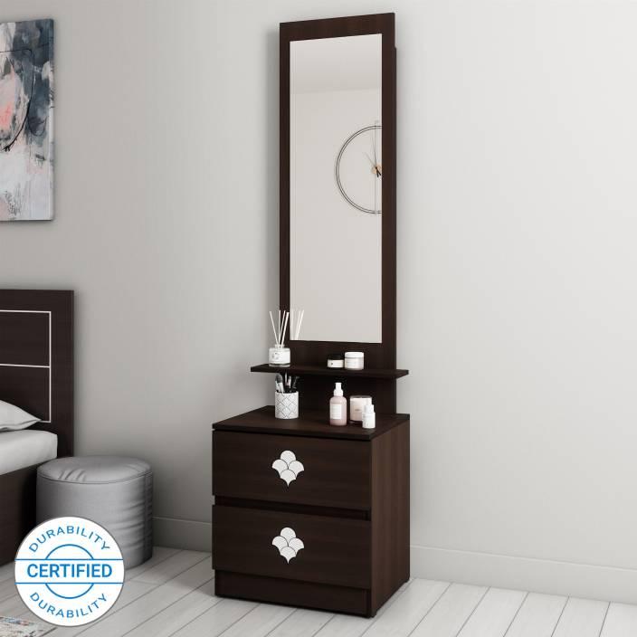022fc6c7ae6 Flipkart Perfect Homes Liwa Engineered Wood Dressing Table Price in ...