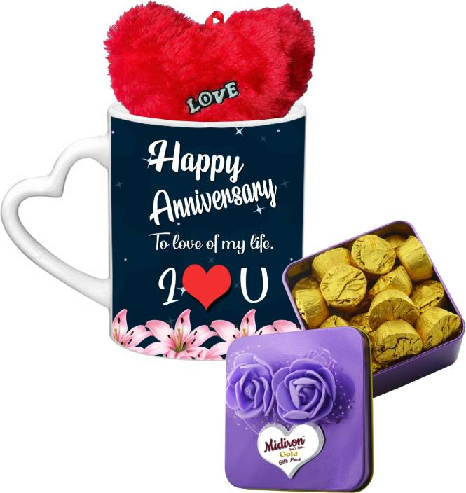 Midiron Anniversary Gift For Your Love One's That Comes With
