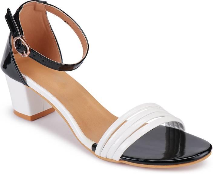 72cfd9df2d50 DEEANNE LONDON Women Multicolor Heels - Buy DEEANNE LONDON Women ...