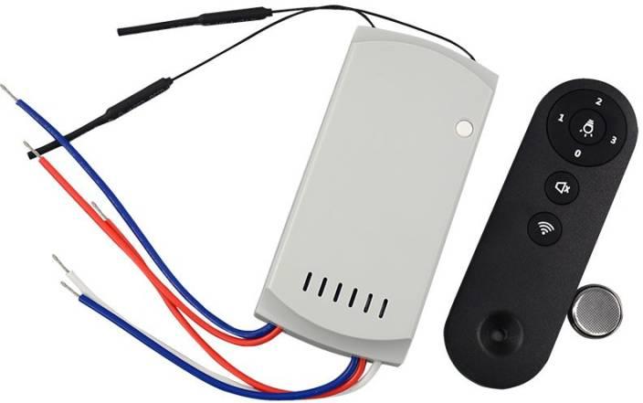 Demo iFan02 Smart Fan Switch Convert Fan To Wifi Control Adjust Fan