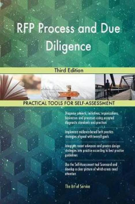 RFP Process and Due Diligence Third Edition: Buy RFP Process and Due  Diligence Third Edition by Blokdyk Gerardus at Low Price in India |  Flipkart com