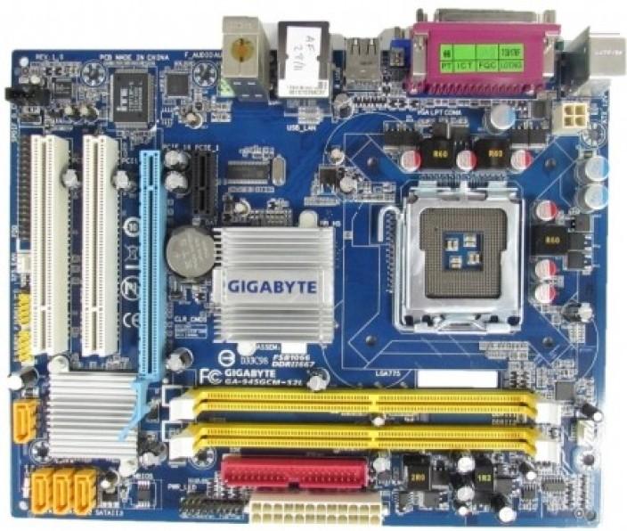 DRIVERS FOR GIGABYTE MOTHERBOARD 945GCM-S2L LAN