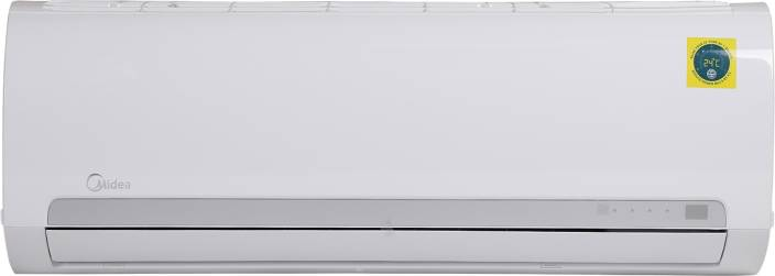 Midea 1 Ton 3 Star Split AC - White