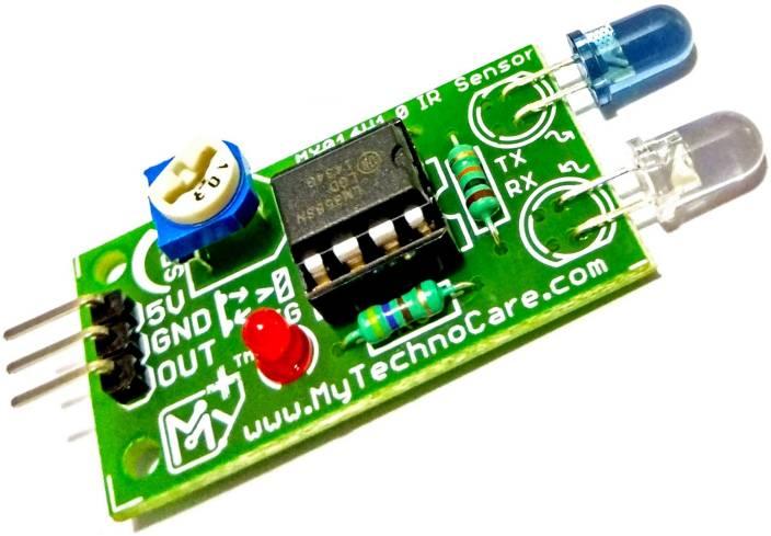 MY TechnoCare IR Sensor - IR Proximity Sensor for line follower