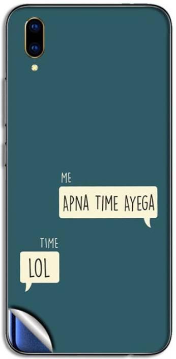 GADGETS WRAP L288-7598 Printed apna time aayega lol Skin For