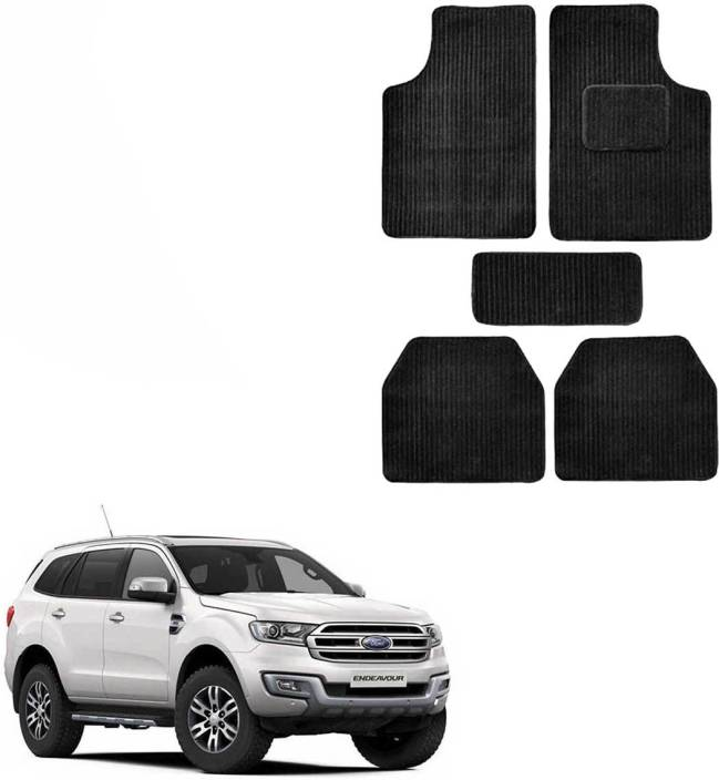 SHOOLIN Fabric Standard Mat For Ford Endeavour Price in
