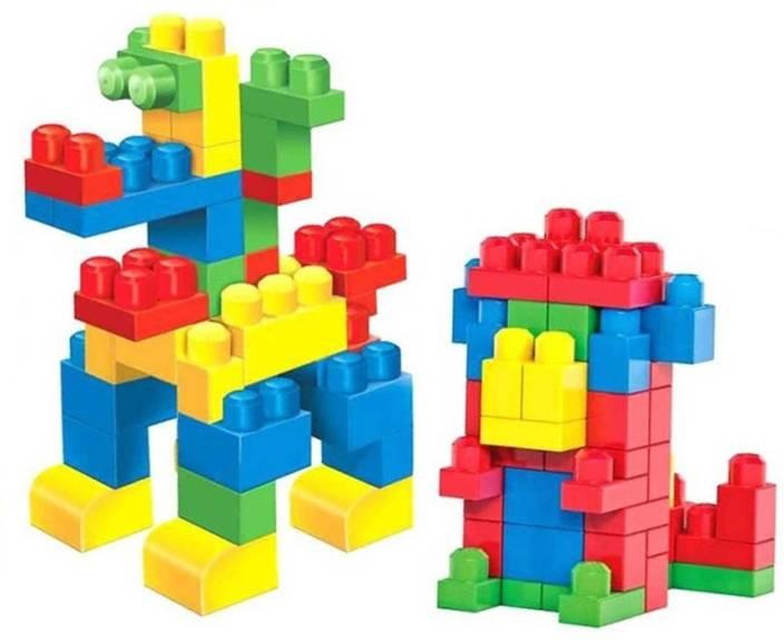 Alafi 151 Pcs Plastic Building Blocks,Early Creative Learning