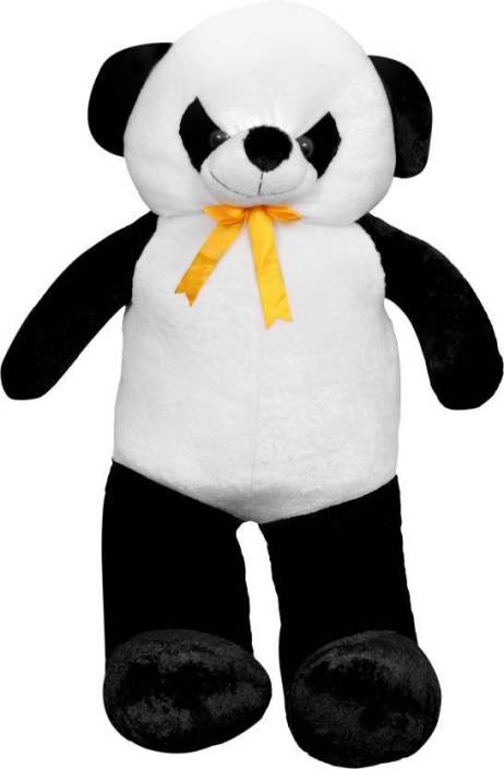 Pranehaenterprise 3 Feet Beautiful Panda High Quality Valentine Day And Birthday Gift 82 Cm Black White