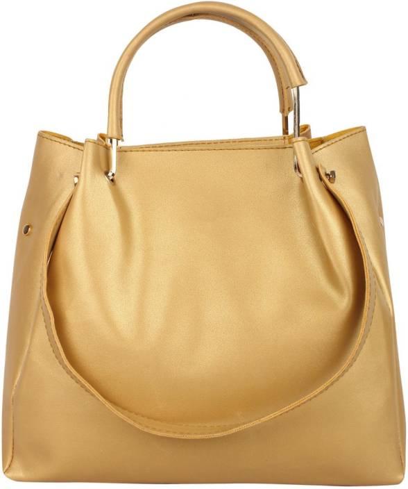 6f3816a5f4 Buy De Eule Shoulder Bag GOLD Online @ Best Price in India ...