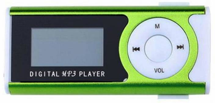 SNOWBUDY MP3 Player Music Audio Digital Player LED Screen with