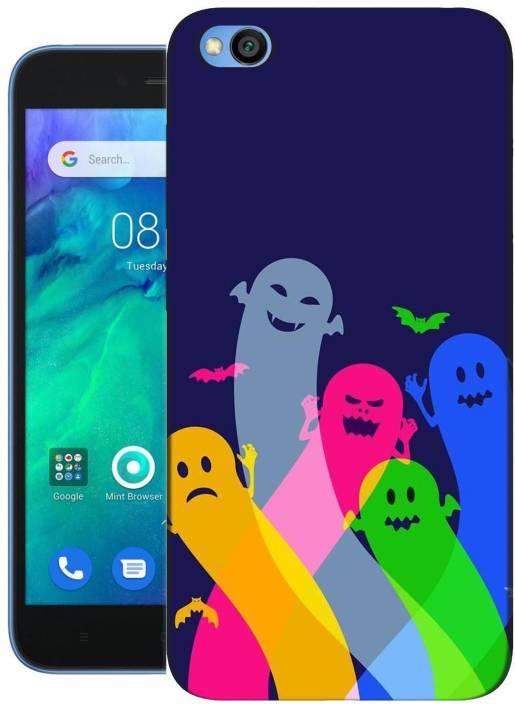 Xiaomi Redmi Go Printed Cover By