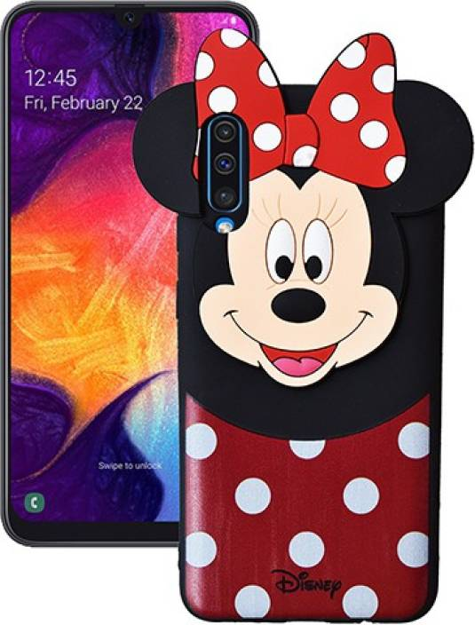 Marshland Back Cover for Samsung galaxy A50, Micky Mouse