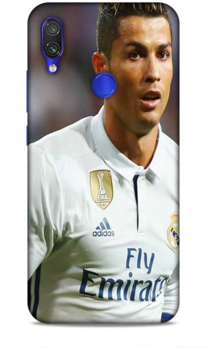 uk availability d6035 8ff2d Mapple Back Cover for Redmi Note 7 (Football Player ...