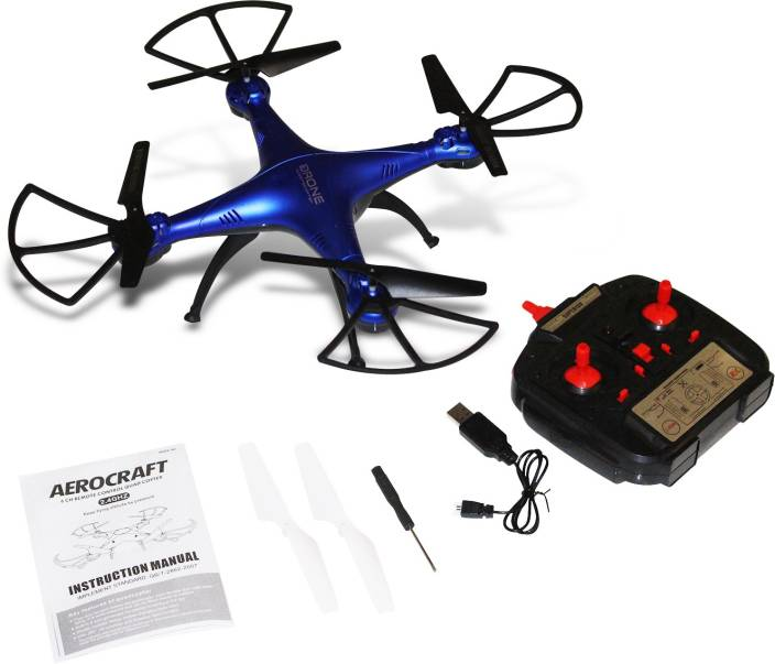 Akshat kids toy quadcopter RC drone with remote control with