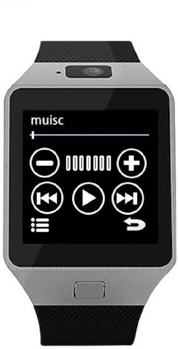 80bf105ad Wonder World ® Dz09 Bluetooth Smart Watch with Camera Gold-0058 Smartwatch