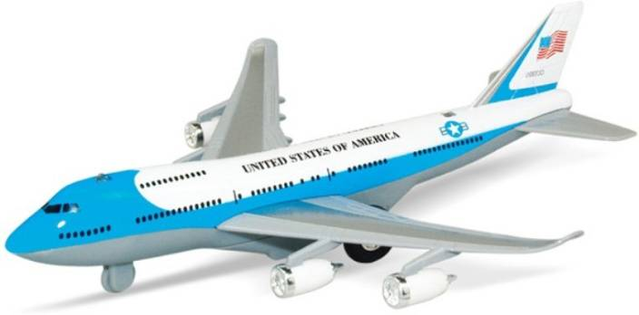 HALO NATION Metal Airplane Models 19 cm - Boeing Plane