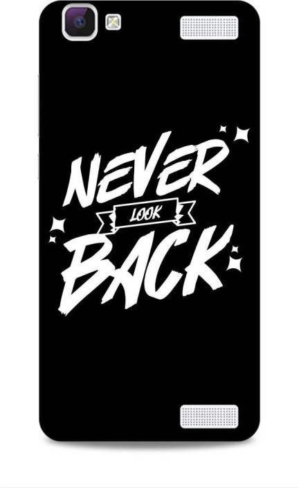 Cleok Back Cover For Vivo V1 Max