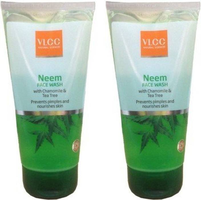 VLCC Original Neem Chamomile & Tea Tree Face Wash (300 ml) Face Wash  (300 ml)