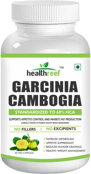 healthreef Cambogia Natural Weight Loss Supplement Price in