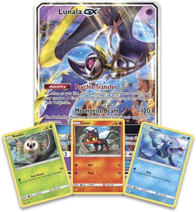 Vortex Toys Sun & Moon Trading Card Game - Sun & Moon Trading Card
