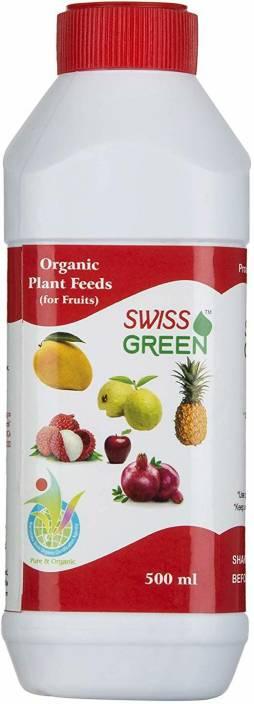 Swiss Green Organic Liquid Plant Growth Promoter/Bio
