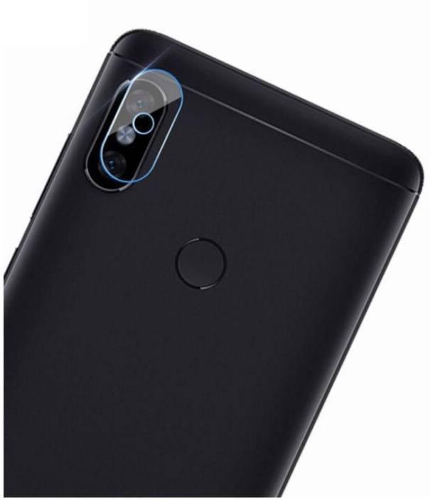 Agzet Camera Lens Protector for Xiaomi Mi A2| Redmi Note 6