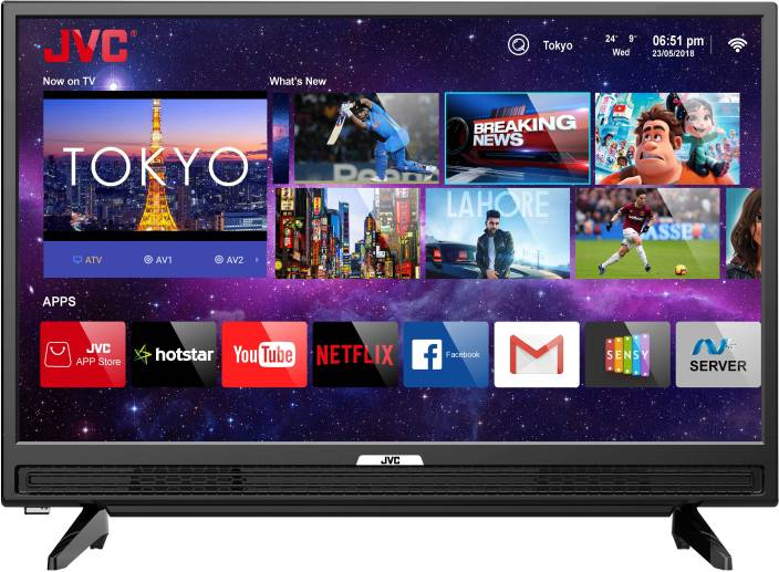 JVC 80cm (32 inch) HD Ready LED Smart TV