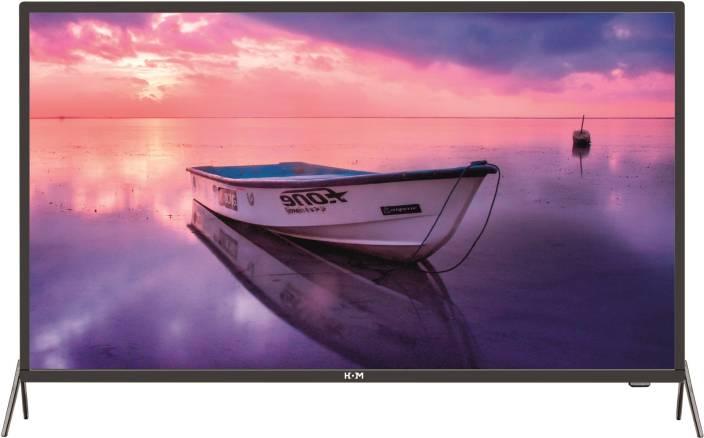 HOM 80cm (32 inch) HD Ready LED Smart TV(HOMHS3221)