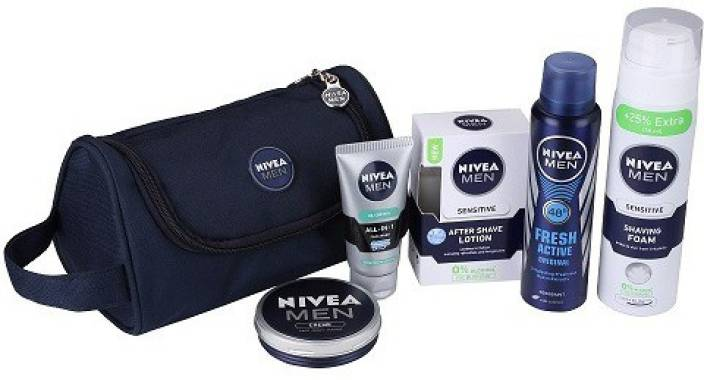 Nivea MEN Grooming Kit  (1 Items in the set)
