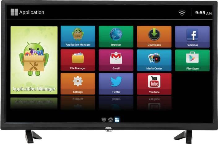 RGL 80cm (32 inch) Full HD LED Smart TV(RGS3202)