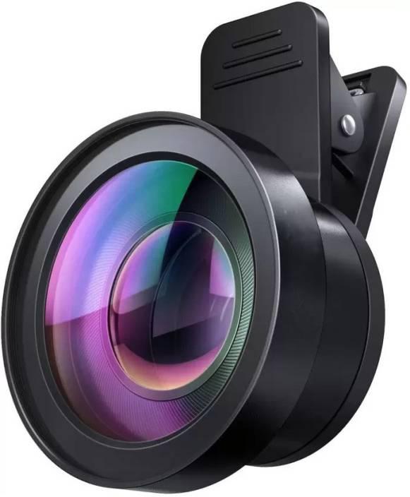 LIFEMUSIC HD Camera Lens Clip-on Lens Kit 0 45X Super Wide