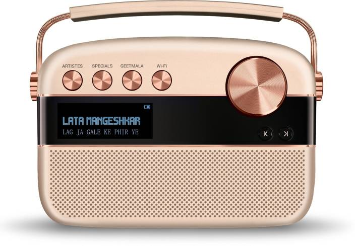 (Rose Gold) - Sound by Harman/Kardon 10 W Bluetooth Home Audio