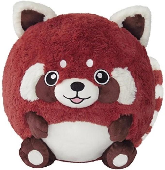 7 Plush Squishable Mini Panda Holding a Cupcake