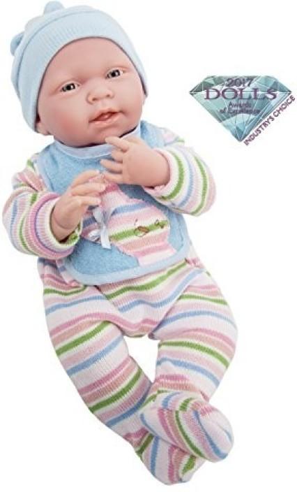 "Berenguer Mini La Newborn Doll 9.5/""  Real Girl Anatomically Correct"