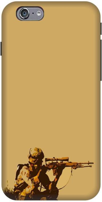 UMPRINT Back Cover for Apple Iphone 6,A1586/A Printed