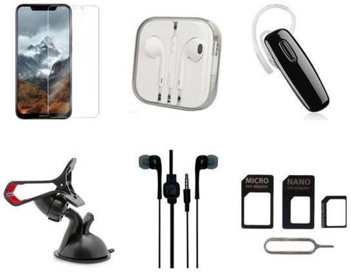 Himani Trading Screen Protector Accessory Combo for Nokia
