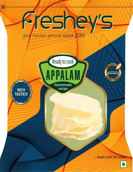 Freshey's Appalam 100 g Price in India - Buy Freshey's Appalam 100