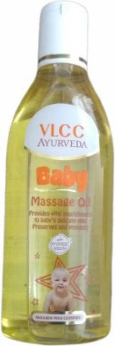 VLCC AYURVEDA BABY MASSAGE OIL 100ML  (100 ml)