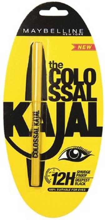 Maybelline Colossal Kajal Smudge Proof 0.35 g