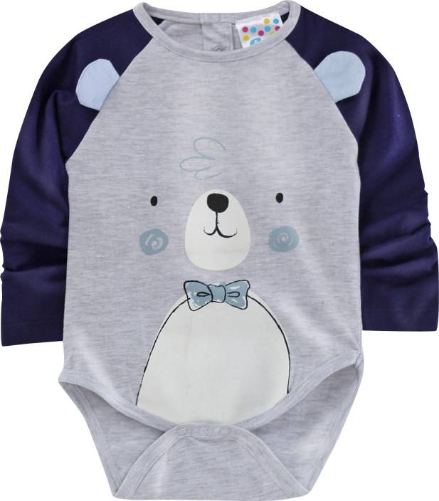 9f140c807 Eimoie Romper For Boys   Girls Casual Animal Print Cotton Price in ...