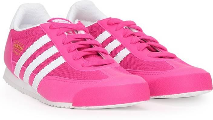 adidas dragon pink price