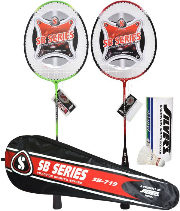 Silvers SB - 719 Combo 1 Badminton Kit